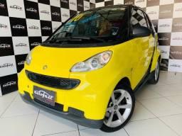 Smart Fortwo Automático, Conservadíssimo, Baixo Km E Com Preço Incrível!!!