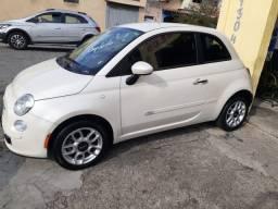 Fiat 500 Automatico impecavel !!!!!