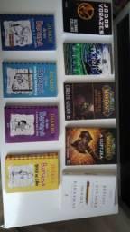 Livros diversos 5 reais cada