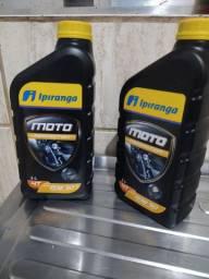 Vende-se óleo pra moto