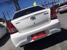 Etios Sedan/Km Baixo/Troco na Troca