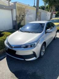 Toyota Corolla Gli 2018 - único dono - Gnv 5 geração baixo km