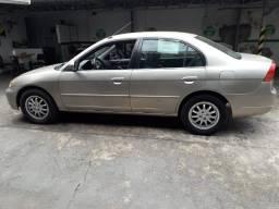 Honda Civic EX Aut 2001/2002