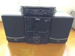 Micro system Philco ph 672 e som original Mitsubish Motors RPD 435 Hihg power - 35wx4