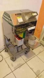 Moenda Cana Shop Maqtron 200 litros Rolos de Inox