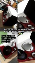 CAIXA TRIO DE 12 NOVA R$750 PROMOÇÃO