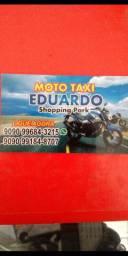 Moto táxi Eduardo