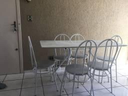 Mesa 6 cadeiras Desapego