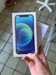 Iphone 12 64gb  Azul - Lacrado