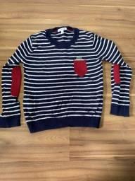 Blusões Lacoste/ Calvin Klein originais