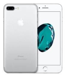 Título do anúncio: iPhone 7 Plus 128 GB prateado usado