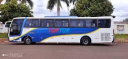 Título do anúncio: Ônibus Rodoviário Volks Buss VW 17.260 4x2 BUSSCAR LO Motor Traseiro