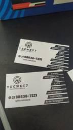 TECNET7 Telecomunicações