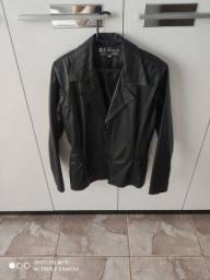 Título do anúncio: Jaqueta de couro legítimo