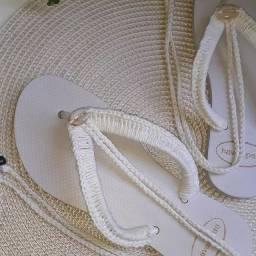 Título do anúncio: Sandália de praia