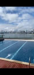 Kitinete até dezembro c academia e piscina no condomínio .