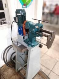 Frizadeira Elétrica Chapa até 1,5 Metal Lobo usada c/ Matrizes