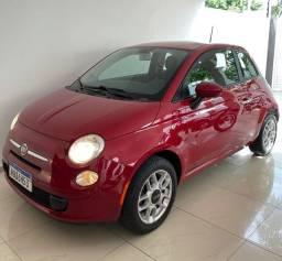 Fiat 500 ano 2012