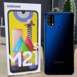 Galaxy M21s Na garantia