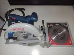 Serra Circular Bosch 127V Modelo SKS 190 Profissional
