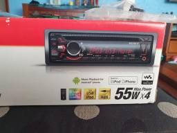 Radio automotivo Sony Xplod (Completão) Zerado