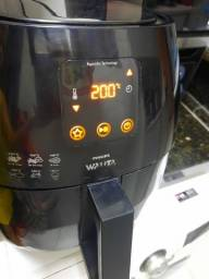 Fritadeira airfryer walita da polishop.