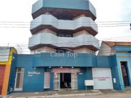 Apartamento à venda com 1 dormitórios em Centro, Ponta grossa cod:3391