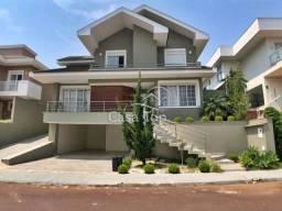 Casa de condomínio à venda com 4 dormitórios em Rfs, Ponta grossa cod:3619