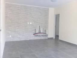 Apartamento com 3 dormitórios para alugar, 105 m² por R$ 3.200,00/mês - Pompéia - Santos/S