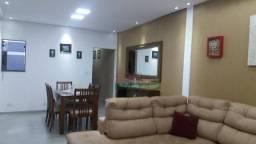 Sobrado com 3 dormitórios à venda, 224 m² por R$ 573.000,00 - Jardim Las Vegas - Santo And