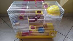 Gaiola para Hamster completa