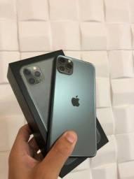 iPhone 11 Pro Max 64G na garantia