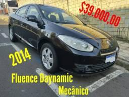 Título do anúncio: Fluence Daynamic mecânico 2014