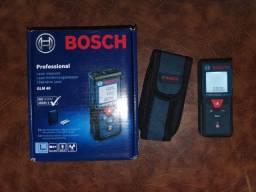 Trena Laser Profissional Bosch GLM40