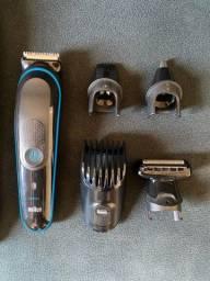 Braun multigrooming mgk3080 - Barbeador e aparador