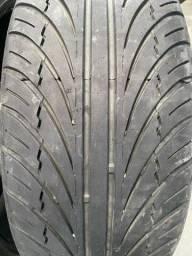 2 pneus com 90% de borracha 225/30 aro20 (VALOR REFERENTE AO PAR)