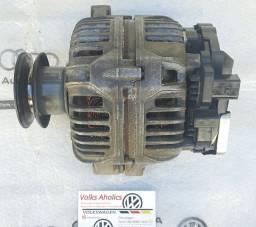 Alternador 90a Motor Ap Original Vw Com Polia V