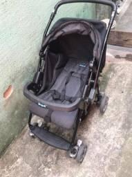 Carrinho de bebê Burigotto usado