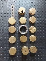 Trafilas de bronze para estrusora máquina de macarrão  e biscoito