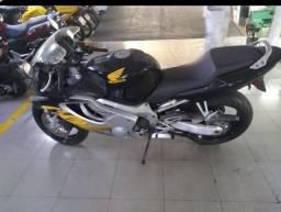Moto Honda CBR 600 F