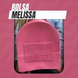 Bolsa (Leia a Descrição) Bolsa Mochila Melissa Nova Várias Cores