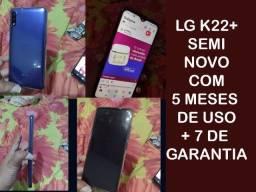 LG K22 PLUS (64 gigas)