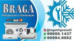 LIMPEZA DE AR-CONDICIONADO COMPLETA