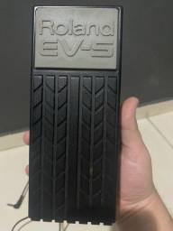 Pedal de expressão/Volume Roland EV-5