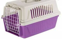 Casa de transporte para cães gatos coelhos e roedores