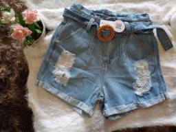 Título do anúncio: Shorts Jeans Femininos, 36 ao 52