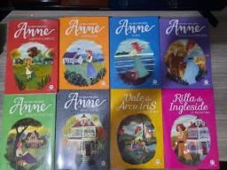 Coleção Completa de Livros da Anne