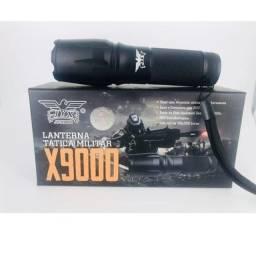 Lanterna Recarregável X900