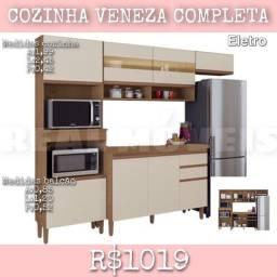 Armário de cozinha Veneza armário de cozinha Veneza 0071829