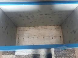 Título do anúncio: Caixa térmica aço 360 litros